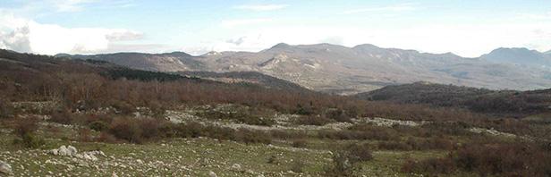 Monti Alburni: traversata da Ottati a Costa Palomba - 4 dicembre 2016