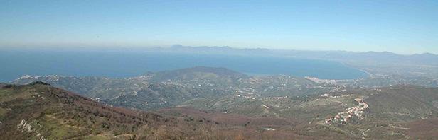 Monte Stella Cilento - 8 dicembre 2016