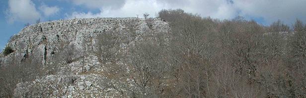 Monti Alburni: dai piani Picoccia al rifugio Le Breccie - domenica 12 febbraio 2017