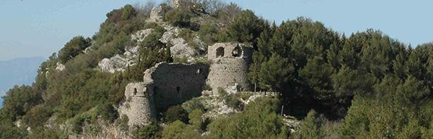 Monti del Calpazio:  traversata da Capaccio al santuario Madonna del Granato - domenica 19 febbraio 2017