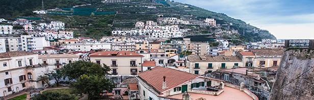 Monti Lattari: sentiero dei limoni da Maiori a Minori - domenica 19 Marzo 2017