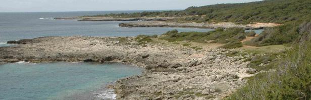 Porto Selvaggio - Puglia - domenica 30 aprile 2017