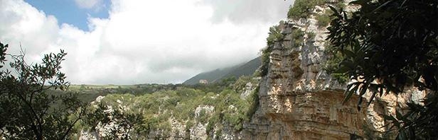 Monti del Calpazio - Il sentiero dei tre monti - Giungano - Trentinara - domenica 7 maggio 2017