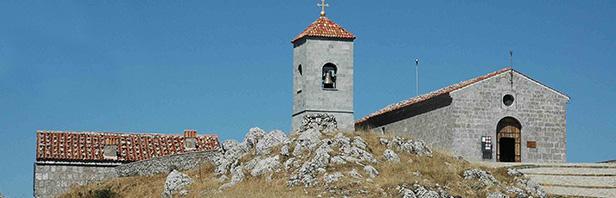 Monte Viggiano - santuario di Monte Viggiano