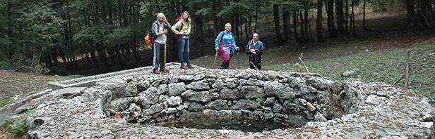 Monti Alburni : anello dal rifugio Ausineto al rifugio Le Brecce - domenica 1 ottobre 2017
