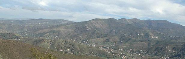 Monte Licosa  grande anello di punta Licosa - sabato 6 gennaio 2018