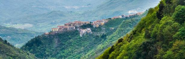 Monti Picentini: la cappella rupestre della Madonna del Fiume – domenica 15 aprile 2018