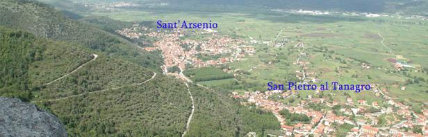 Monti Alburni orientali: traversata da Casino Sierro a San Pietro al Tanagro - 13 maggio 2018