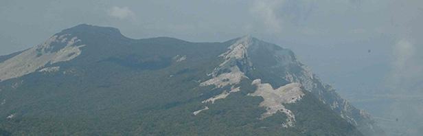 Monti Alburni : rifugio Panormo-varco dei Cavalieri-cima-Vucculo dell'Arena-rifugio - sabato 25 agosto 2018