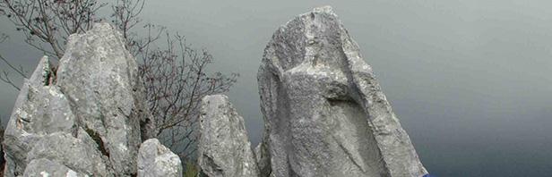 Monti Alburni: grotta di fra' gentile e antece con la pro-loco di Sant'angelo a Fasanella - 18 novembre 2018