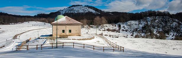 Monti Alburni: anello per il rifugio Ausineto  e  Aresta - domenica 6 gennaio 2019