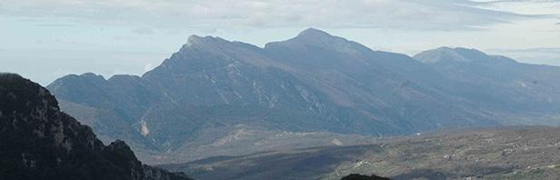 Monte Ausinito - traversata da Laurino a Valle dell'Angelo - domenica 10 marzo 2019
