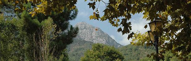 L'anello della Badia - Monti Lattari - mercoledi 25 settembre 2019