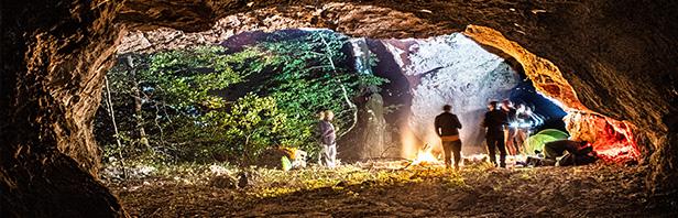 Le Grotte di Malacera - Monti Alburni - 11 e 12 agosto 2020