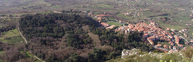Valva – Valva Vecchia – Monte Sette Cuponi- Monte Marzano – Collianello