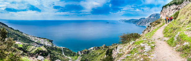 Monti Lattari – Sentiero degli Dei