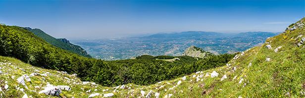 Monti Alburni - Campo D'Amore - Palommelle