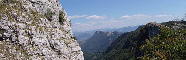 Monti Alburni: dal rifugio Aresta al Figliolo 12 settembre 2015