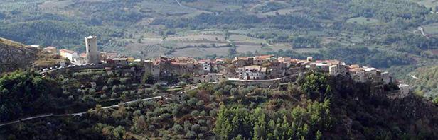Monti Alburni: da Castelcivita a Timpa di S. Cono 4 ottobre 2015