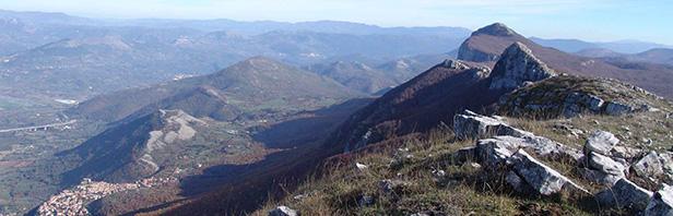 Sicignano degli Alburni - Grotta di Campo D'Amore - Crestelle delle Palombelle - Monte Urto - Varco del Monte Tirone - Sicignano degli Alburni 08 novembre 2015