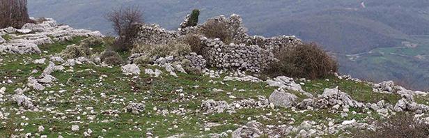 Monti Alburni: Colle Civita di Ottati 28 marzo 2016