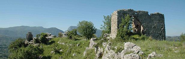 Sacco Vecchia - Sammaro - Roscigno Vecchia e Monte Pruno - domenica 22 Maggio 2016