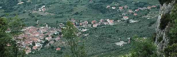 Monti Alburni : Controne - grotta di S.Elia - Timpa Pianella - Costa Mortellina - giovedi 2 giugno 2016