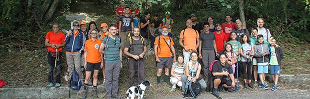 Monti Alburni: monte Della Nuda e Campo D'Amore - 5 - 6 agosto 2016