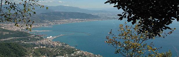 Monti Lattari: dalla Badia di Cava de' Tirreni al santuario dell'Avvocata - sabato 8 ottobre 2016
