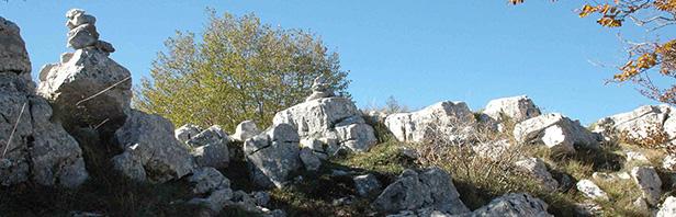 Monti Alburni: grande traversata sui monti alburni da Postiglione a Controne - domenica 16 ottobre 2016