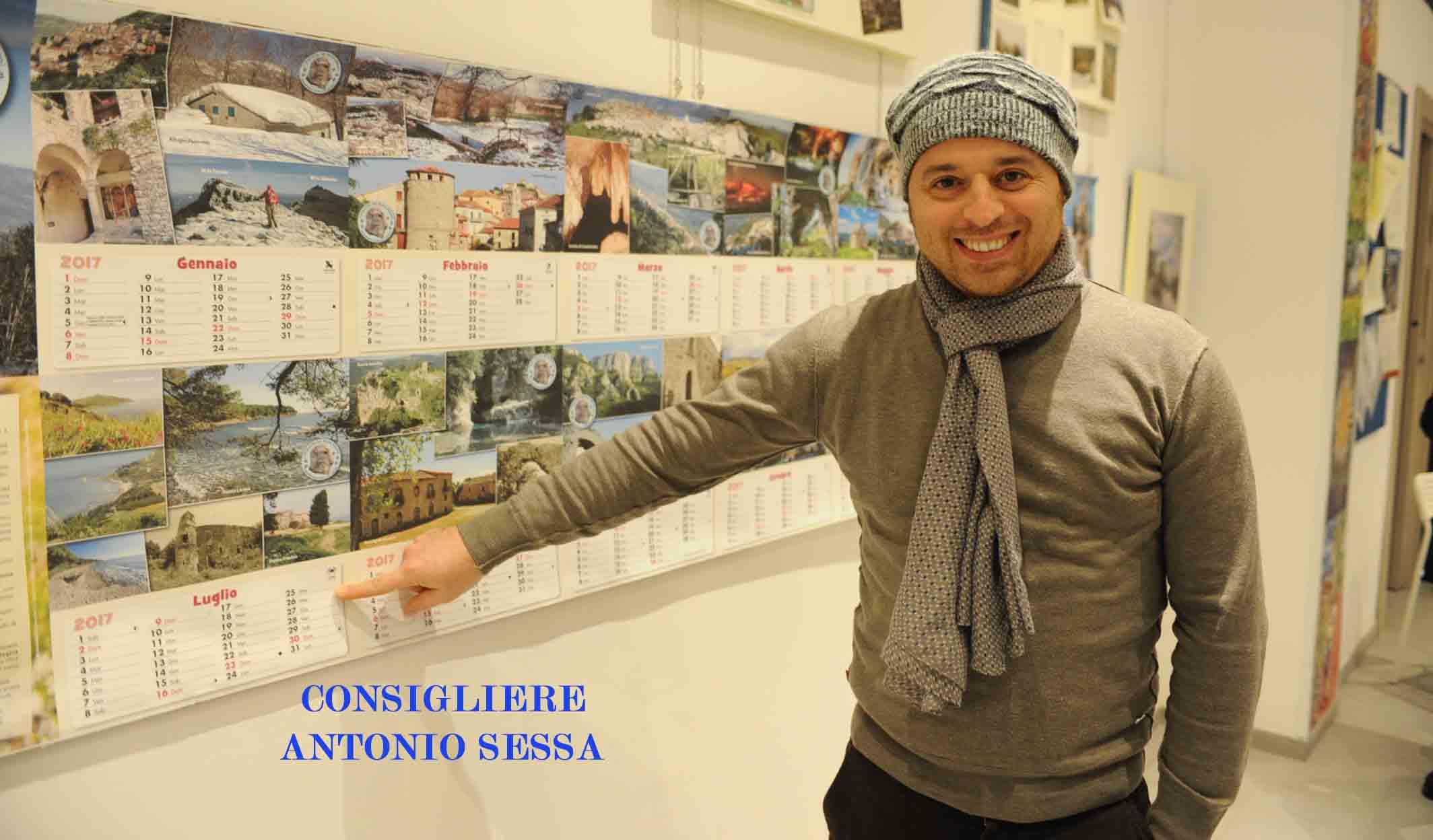 Consigliere Antonio Sessa