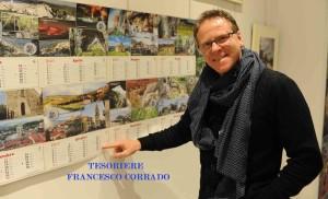 Tesoriere Francesco Corrado